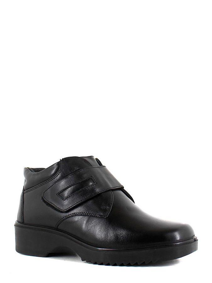 Marko ботинки высокие 32131 черный