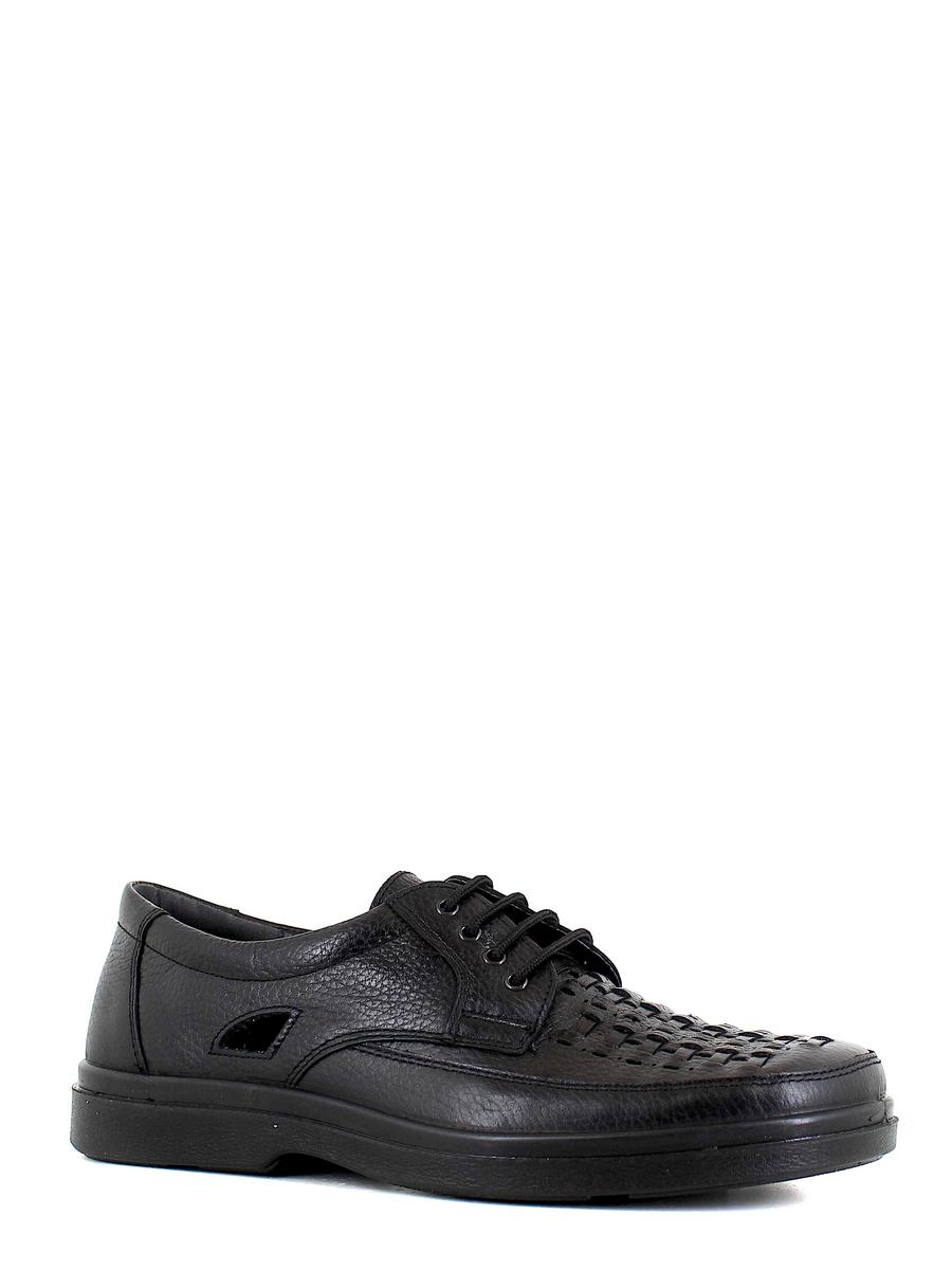 Отико туфли 2647 черный (xl)