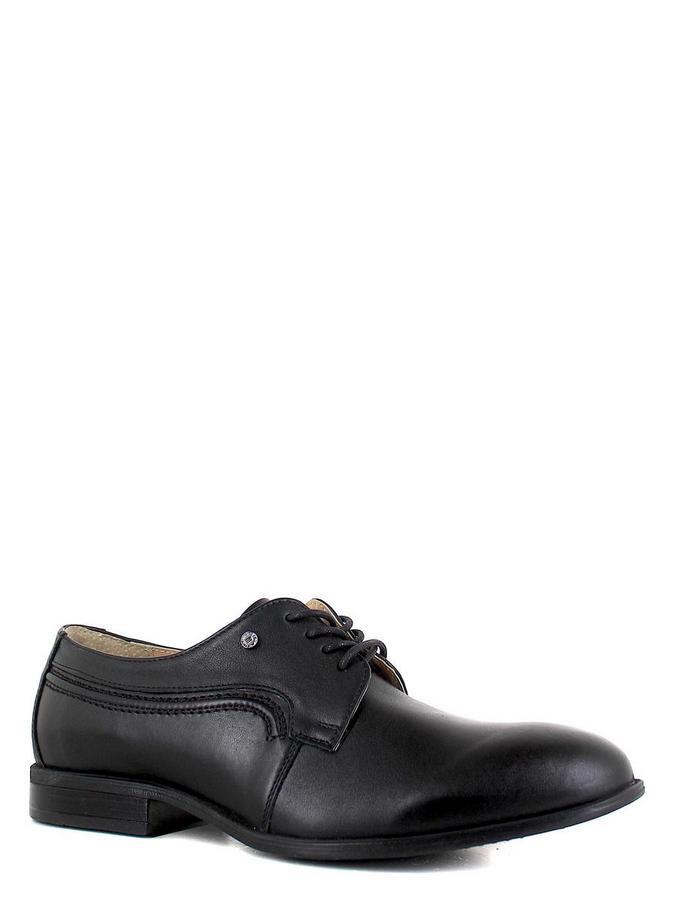 Enrico туфли 90-11 цвет 50 чёрный
