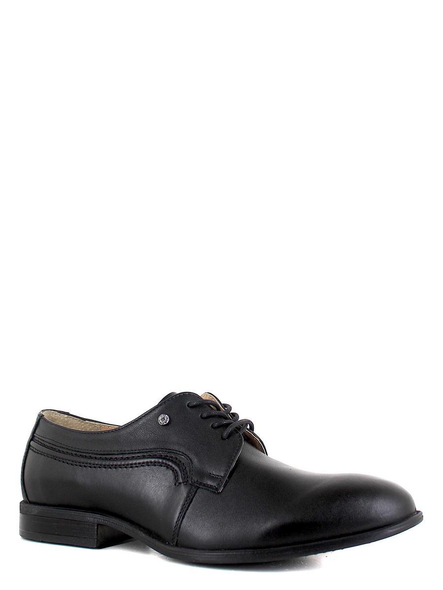 Enrico туфли 90-11 цвет 50 чёрный (xl)