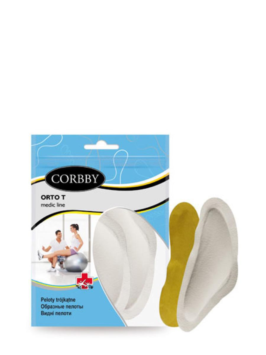 Corbby стельки пелот orto t 35/36/37 (xl)