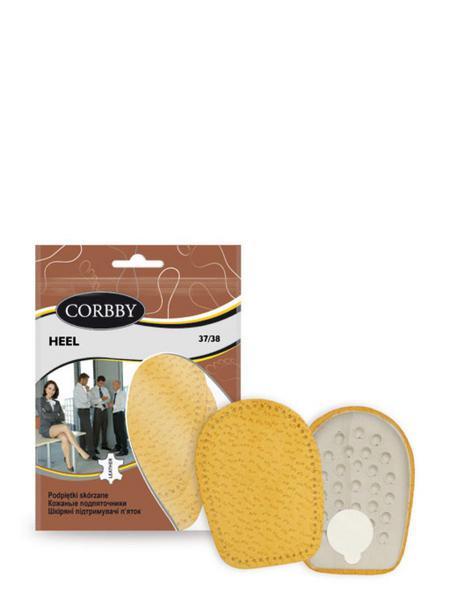 Corbby стельки подкл.пятки heel муж