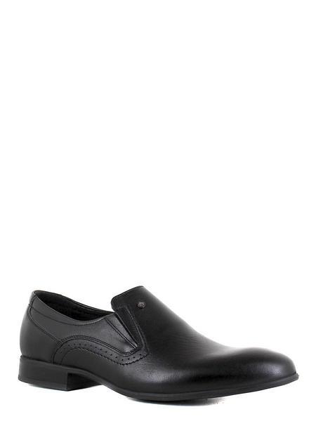 Enrico туфли 1700-183 цвет 50 чёрный