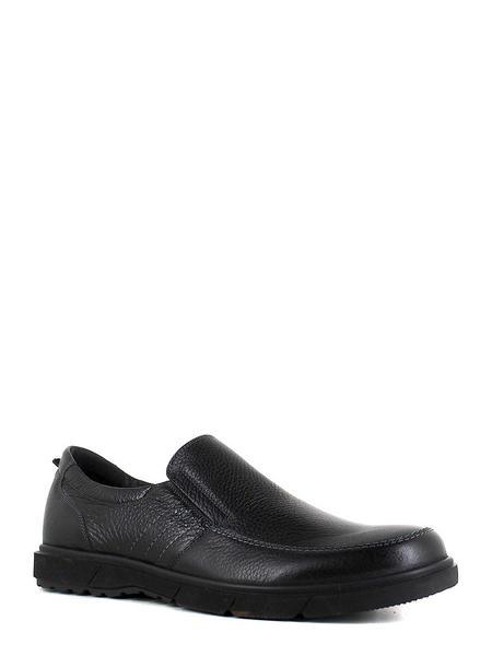 Enrico туфли 8700-76 цвет 885 чёрный