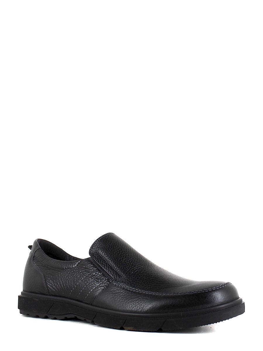 Enrico туфли 8700-76 цвет 885 чёрный (xl)