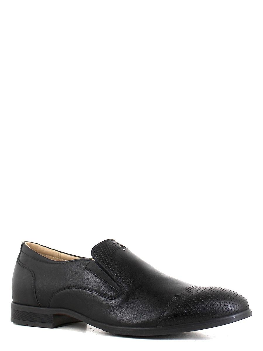 Enrico туфли 9600-110 цвет 50 чёрный (xl)