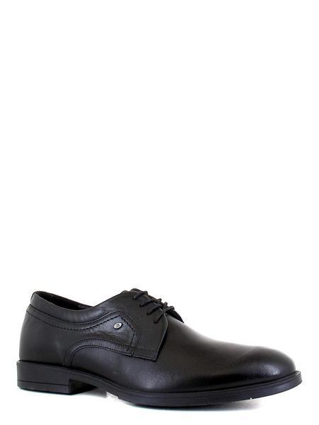 Enrico туфли 15-137 цвет 50 чёрный