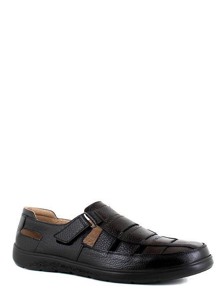 Enrico полуботинки 5900-24 цвет 885 чёрный