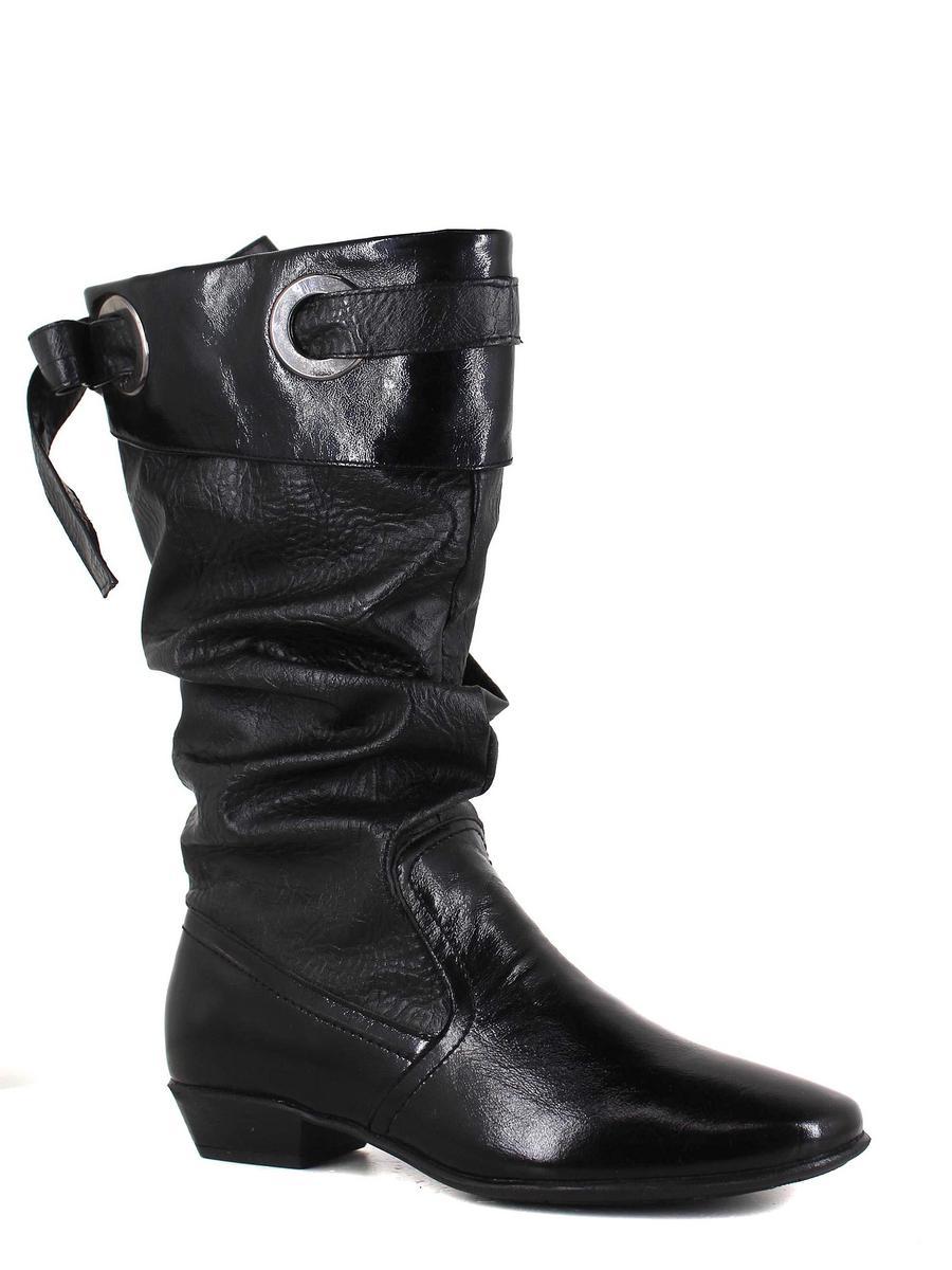 Спартак сапоги 41a091b/1 чёрный