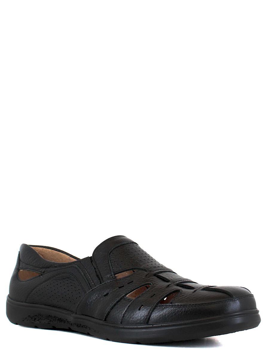 Enrico полуботинки 5900-123 цвет 885 чёрный (xl)