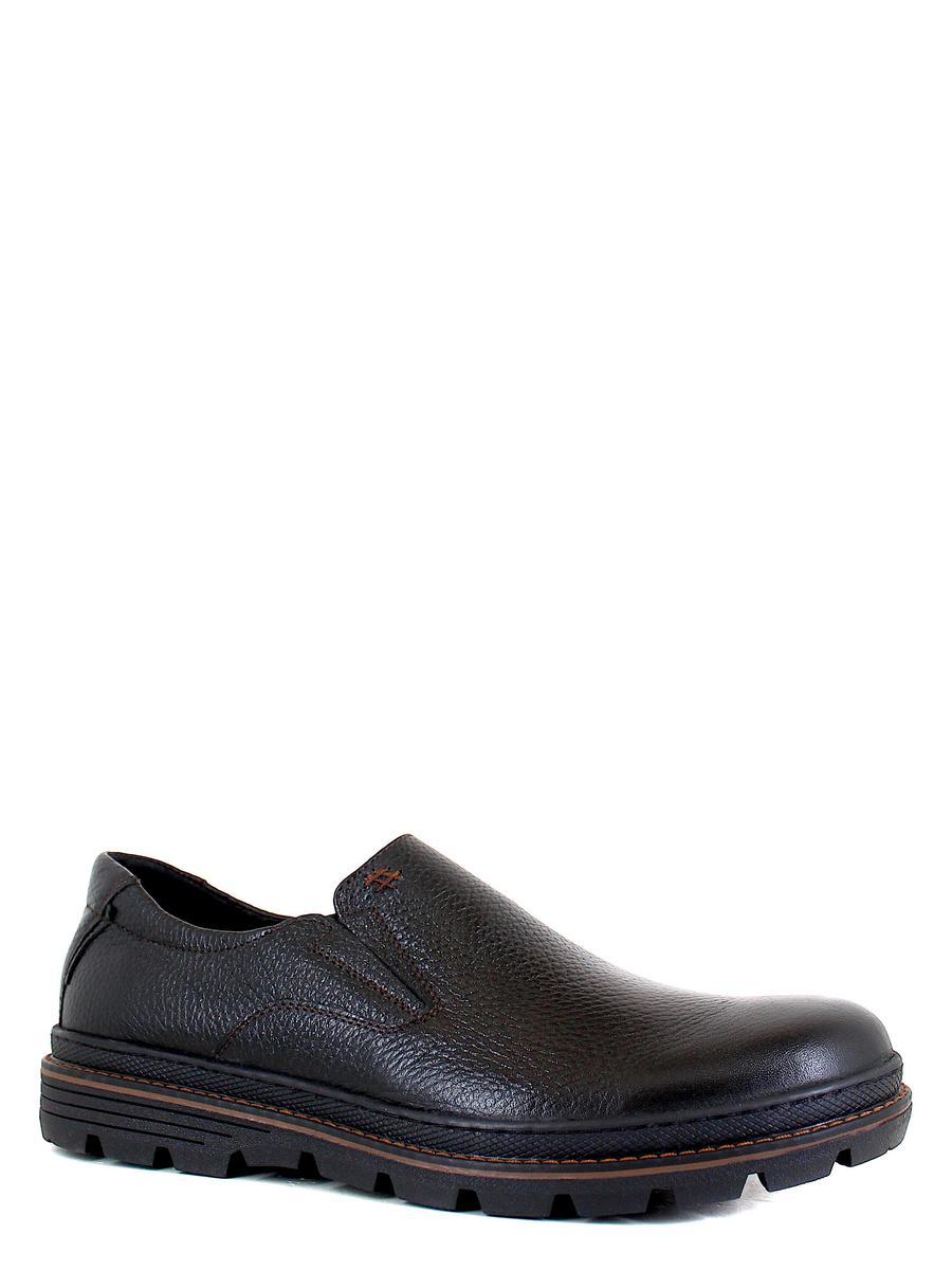 Enrico полуботинки 2261-62 цвет 885 чёрный (xl)