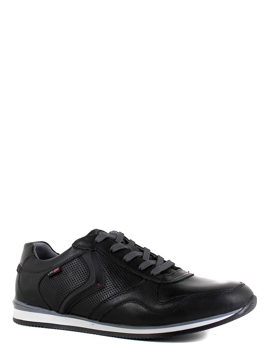 Nine Lines туфли 6118-1 черный (xl)