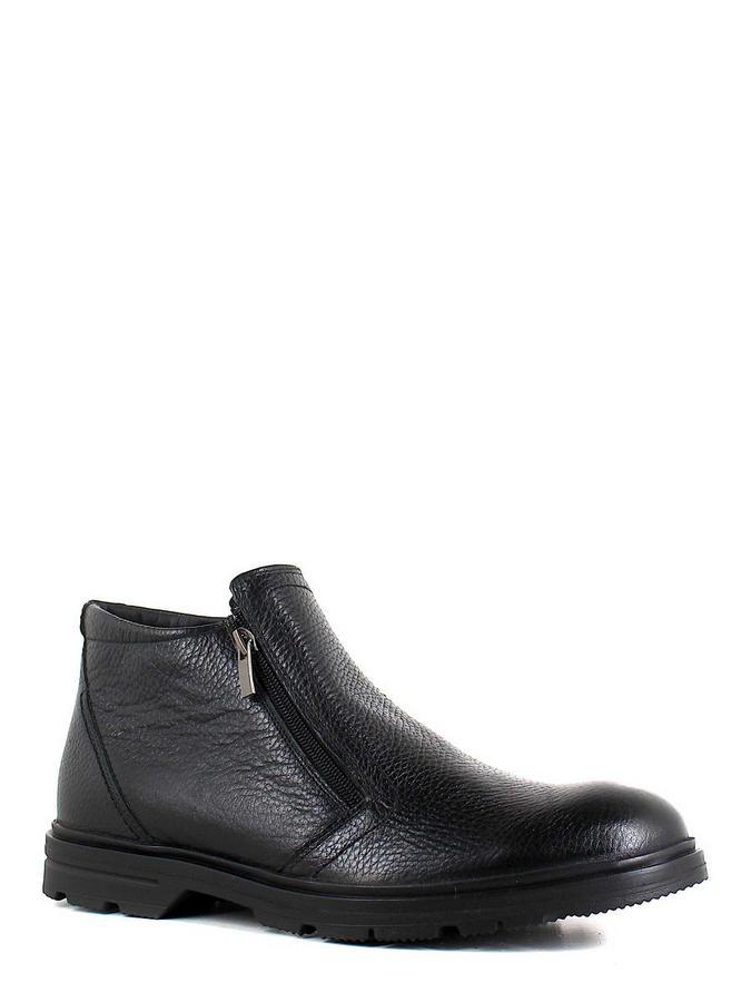 Enrico ботинки высокие 2340-286 цвет885 чёрный
