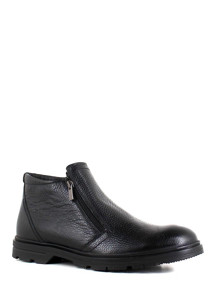 Enrico ботинки высокие 2340-286 цвет885 чёрный (xl)