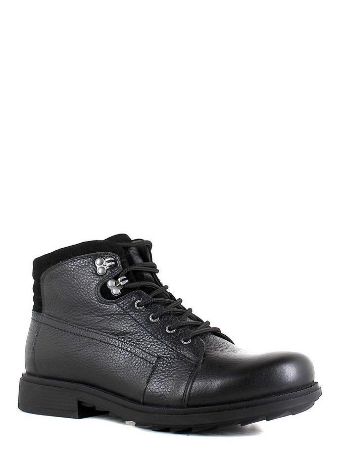Enrico ботинки высокие 2200-234 цвет 207/1 чёрны