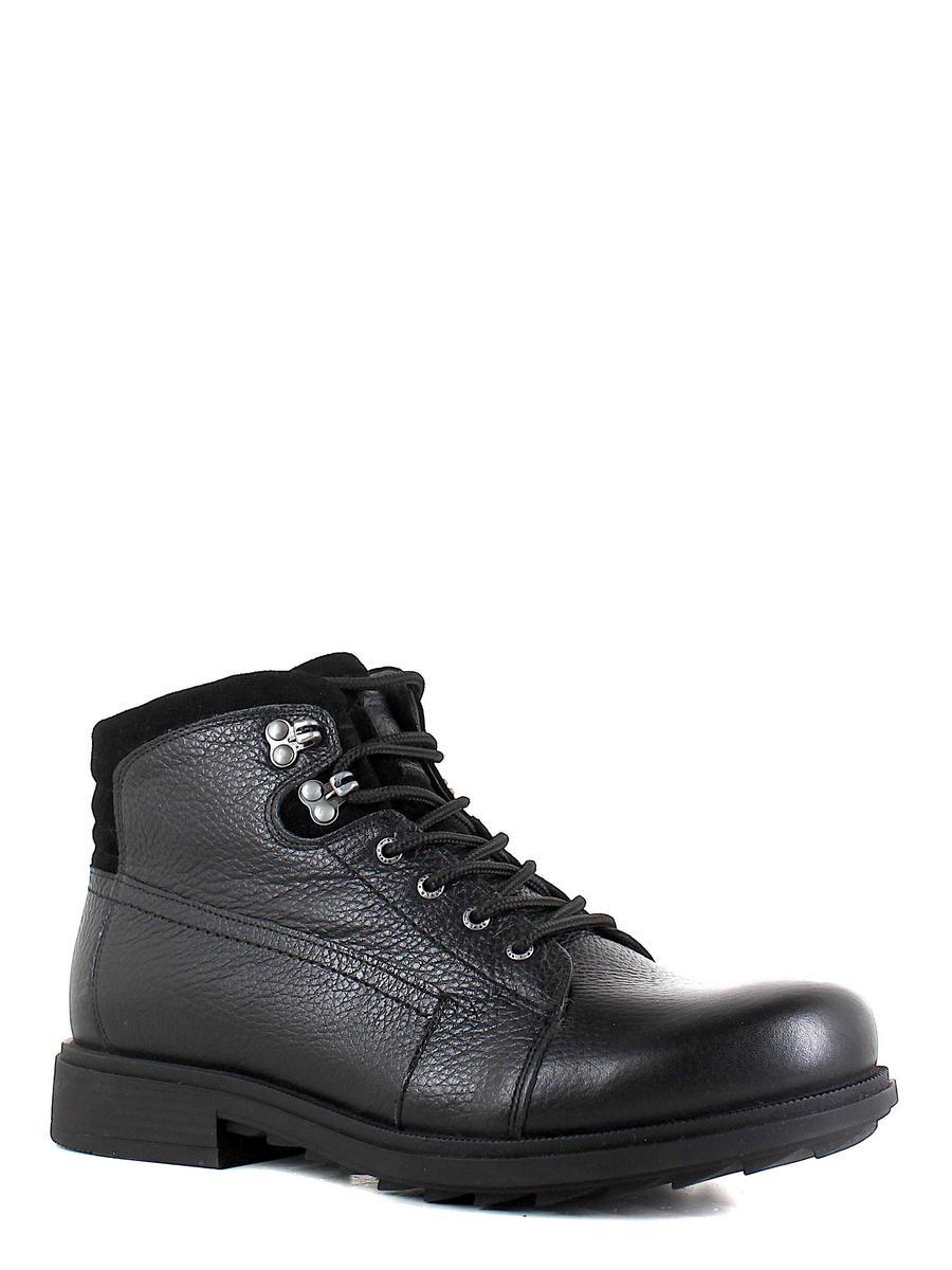 Enrico ботинки высокие 2200-234 цвет 207/1 чёрны (xl)