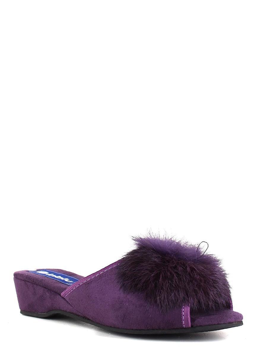 Inblu тапочки rr-d12 фиолетовый