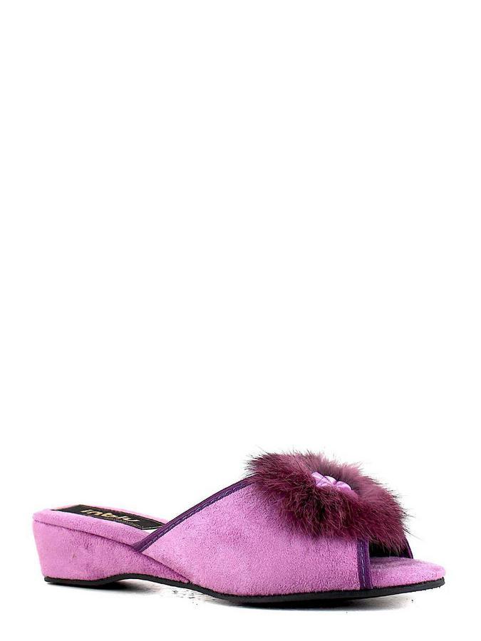 Inblu тапочки rr-d12 св.фиолетовый