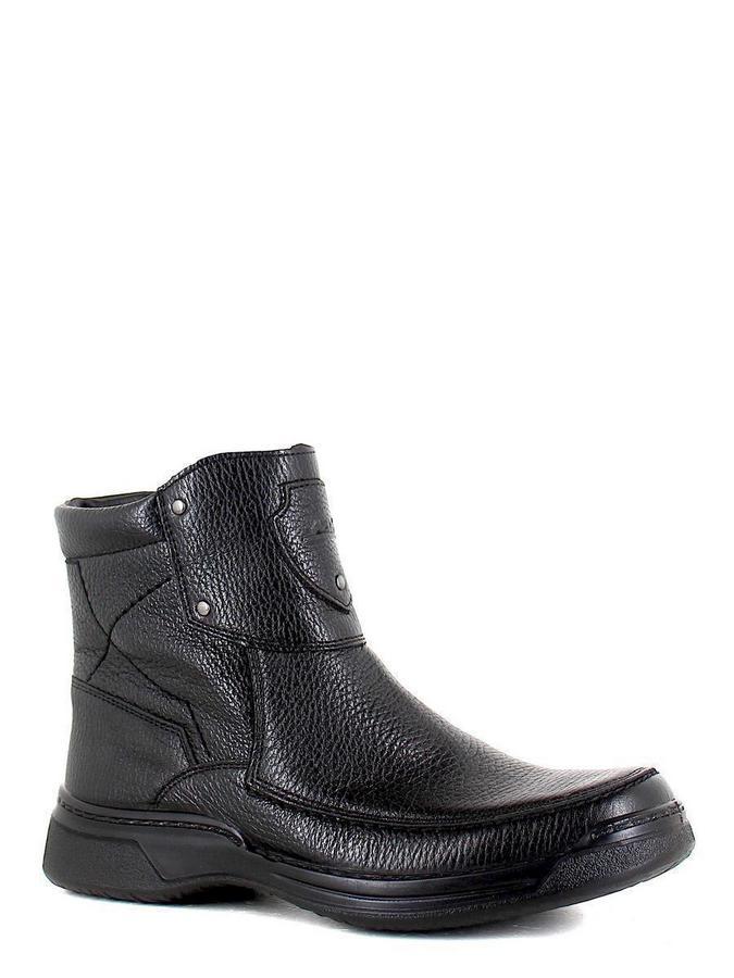 Marko ботинки высокие 6681 черный