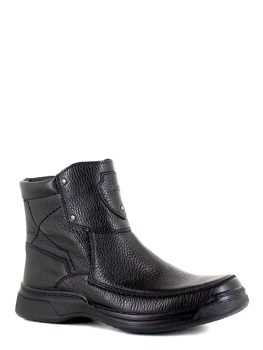 Marko ботинки высокие 6681 черный (xl)