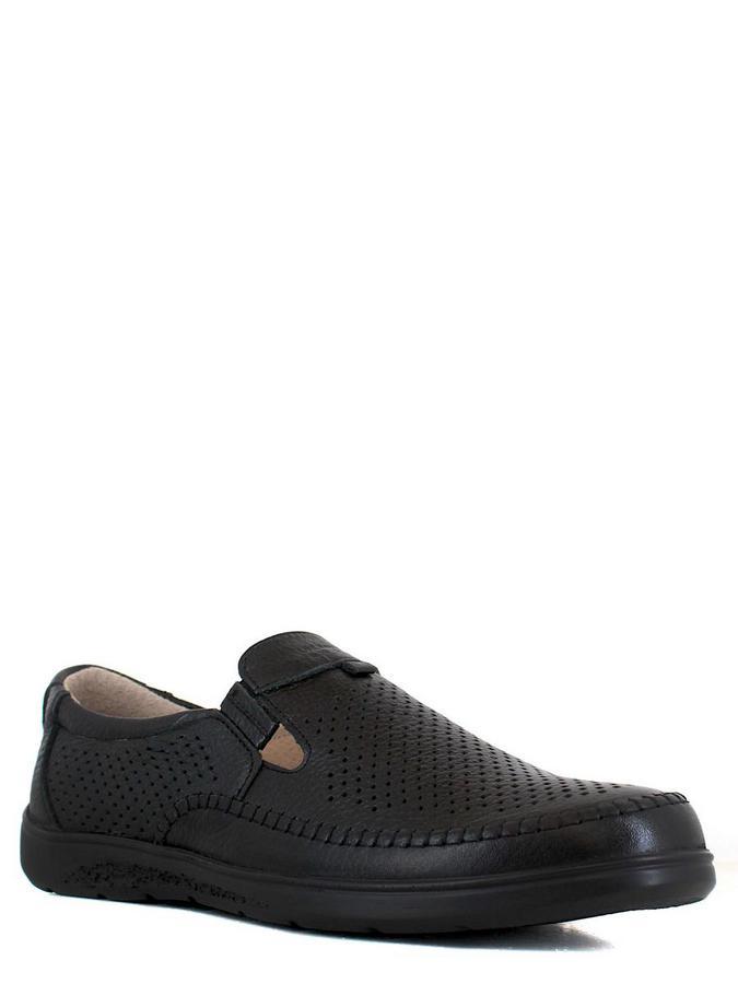 Enrico полуботинки 5900-171p цвет 885 чёрный