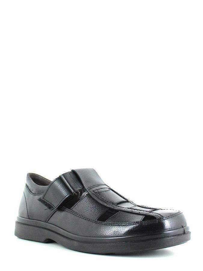 Отико туфли 6080 черный
