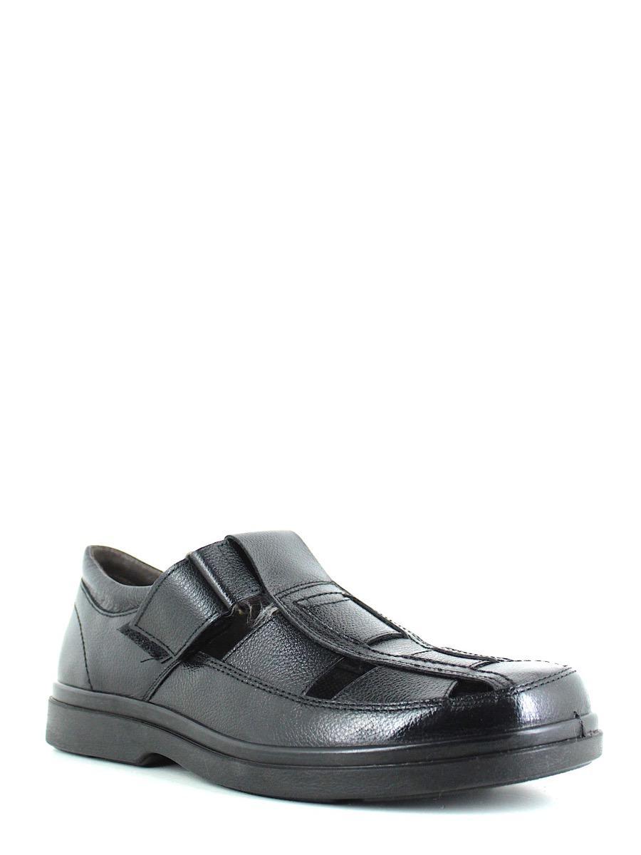 Отико туфли 6080 черный (xl)