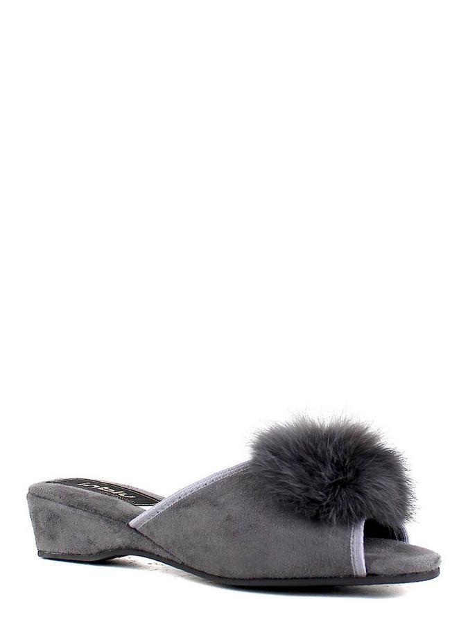 Inblu тапочки rr-7s серый