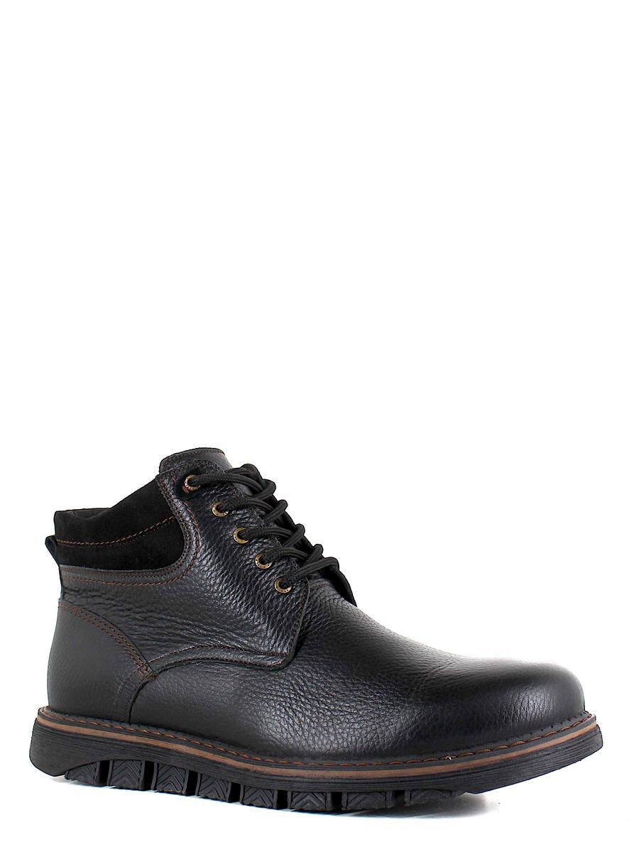 Enrico ботинки высокие 2361-271 цвет207/1 чёрный