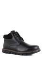 Enrico ботинки высокие 2361-271 цвет207/1 чёрный (small 1)