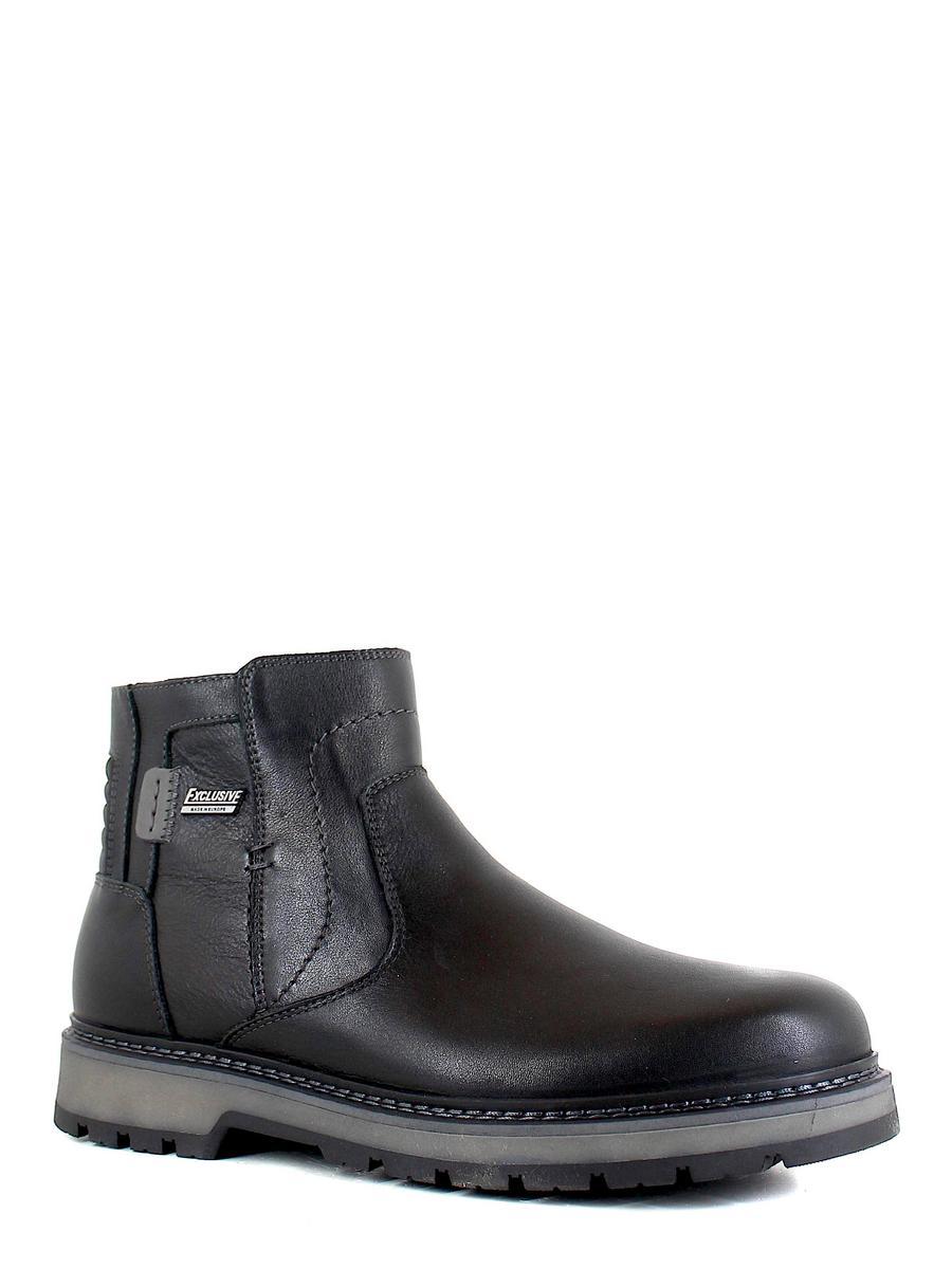 Nine Lines ботинки высокие 7388-1 чёрный