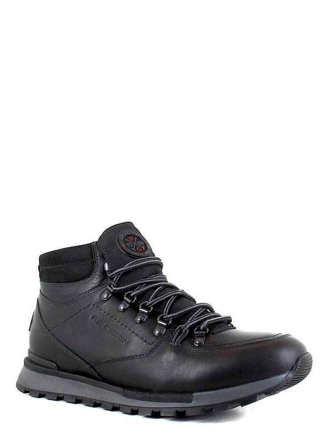 Nine Lines ботинки высокие 7702-2.1 чёрный