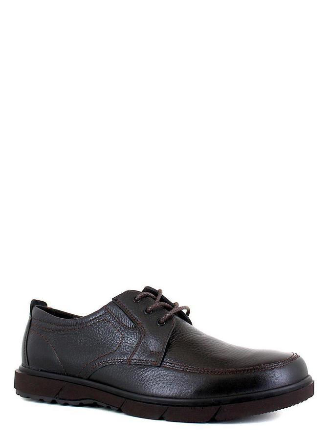 Enrico полуботинки 8704-03 цвет 885 чёрный