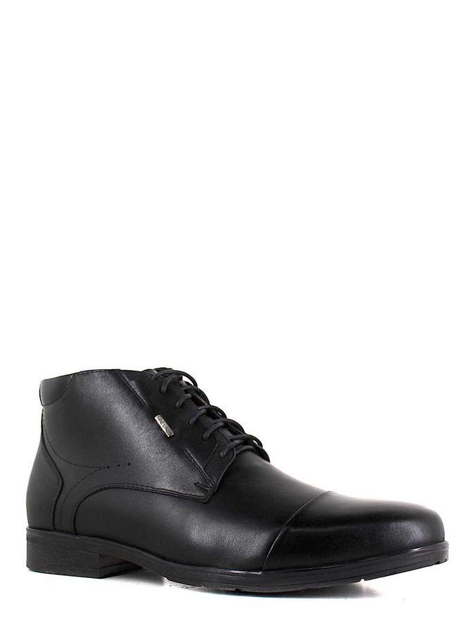 Nine Lines ботинки высокие 7574-1 чёрный