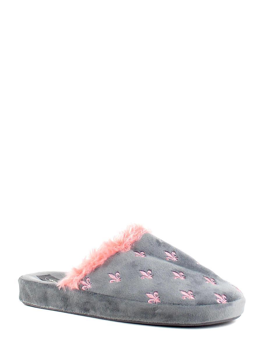 Forio тапочки 135-7266 серый (xl)