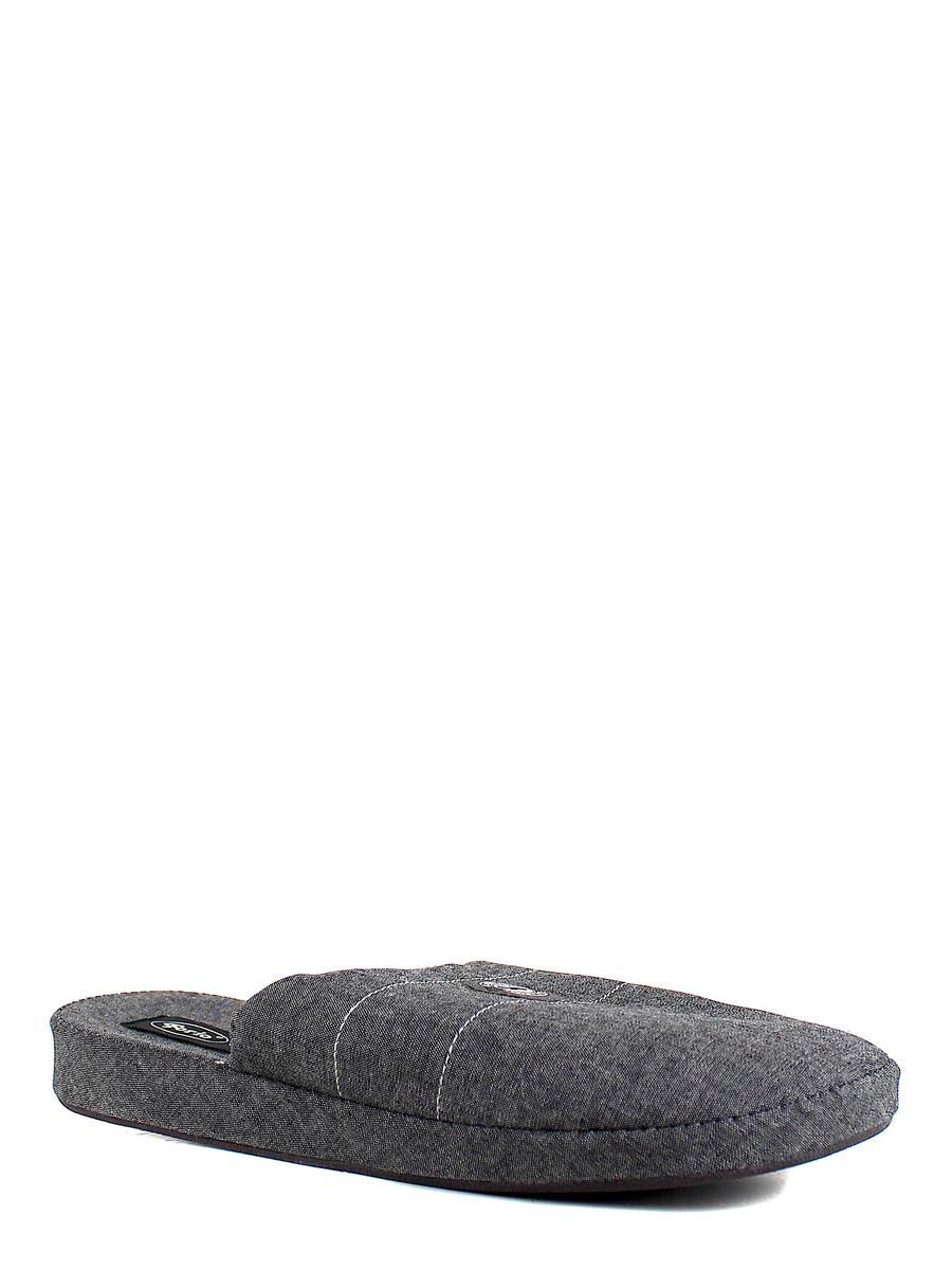Forio тапочки 134-6171 серый (xl)