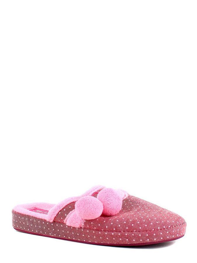 Forio тапочки 135-7009-1 розовый