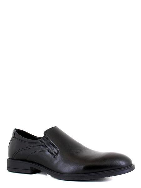 Enrico туфли 15-107 цвет 50 черный