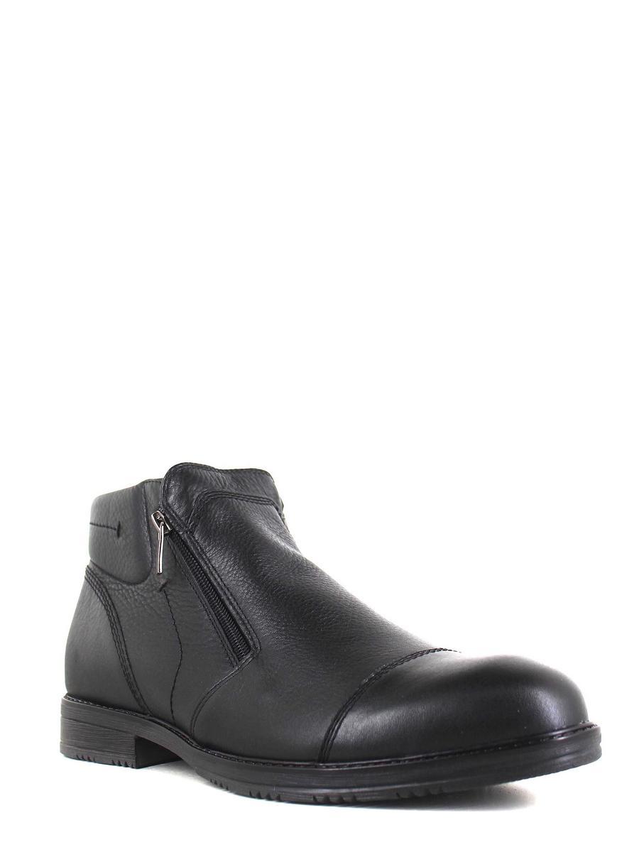 Enrico ботинки высокие 195-253 цвет 85 черный (xl)