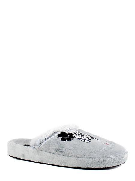 Forio тапочки 138-6181 серый