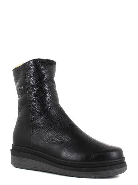 Роннон ботинки высокие 824079/5 черный