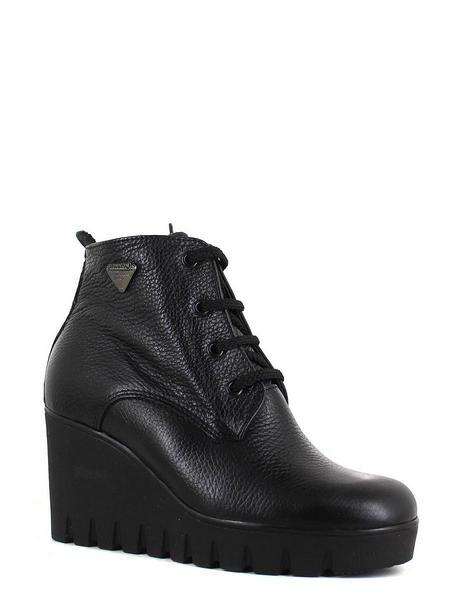 Роннон ботинки высокие 824022 черный