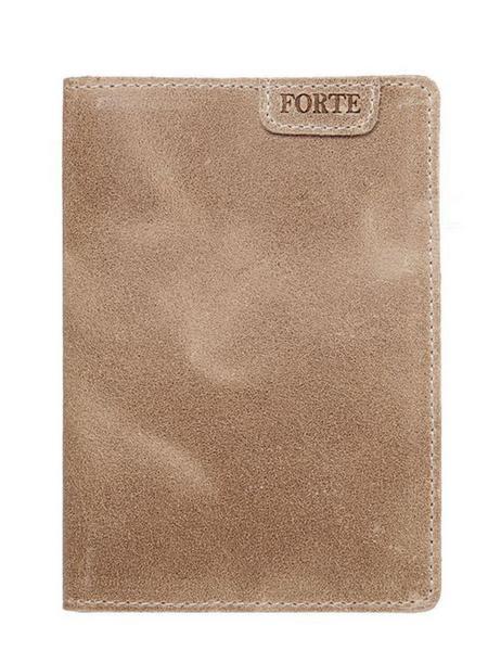 Forte обложки и визитницы оп 01-33 бежевый