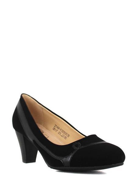 Avenir туфли 2544-vi60060b чёрный