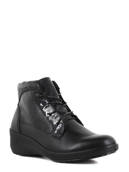 Marko ботинки высокие 35036 черный