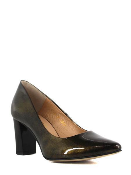 GoErgo туфли 1115 т.зелёный