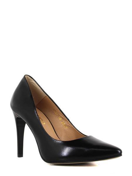 GoErgo туфли 1197 чёрный
