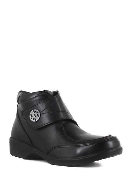 Makfly ботинки высокие 22-17-19amk чёрный