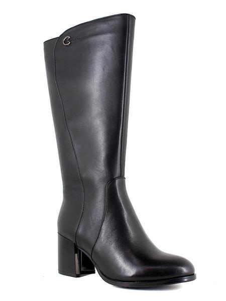 Baden сапоги n075-021 чёрный