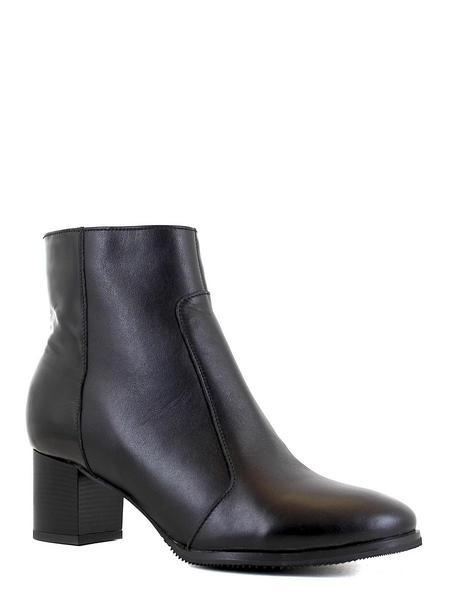 MakFine ботинки высокие 101-05-03a чёрный